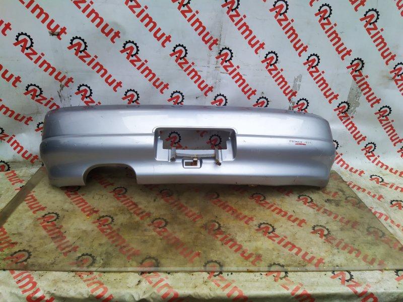 Бампер Nissan Skyline ENR33 RB25DE 1995 задний (б/у) 635