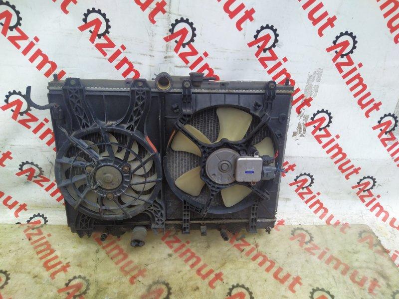 Радиатор основной Mitsubishi Pajero Io H77W 4G94 2001 (б/у) 803