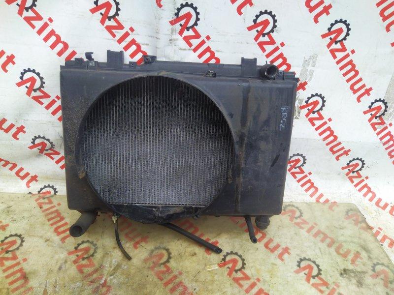 Радиатор основной Toyota Noah KR52 7KE 2006 (б/у)