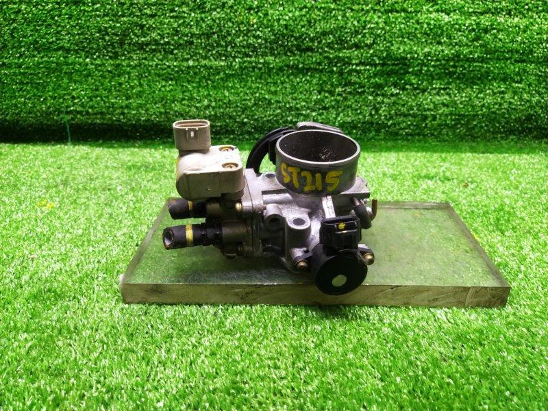 Заслонка дроссельная Toyota Caldina ST215 3SFE (б/у) 310 89452-33030