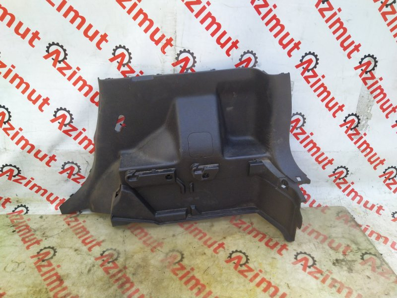 Обшивка багажника Nissan Note E11 задняя правая (б/у) 201