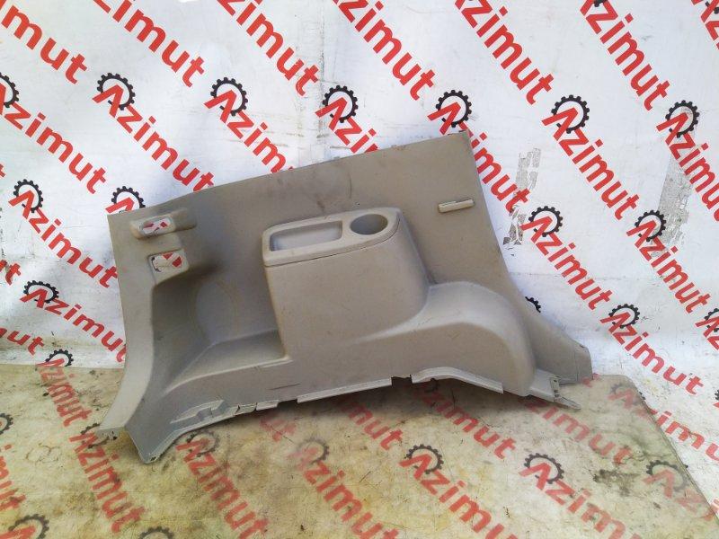 Обшивка багажника Toyota Passo Sette M512E левая (б/у)
