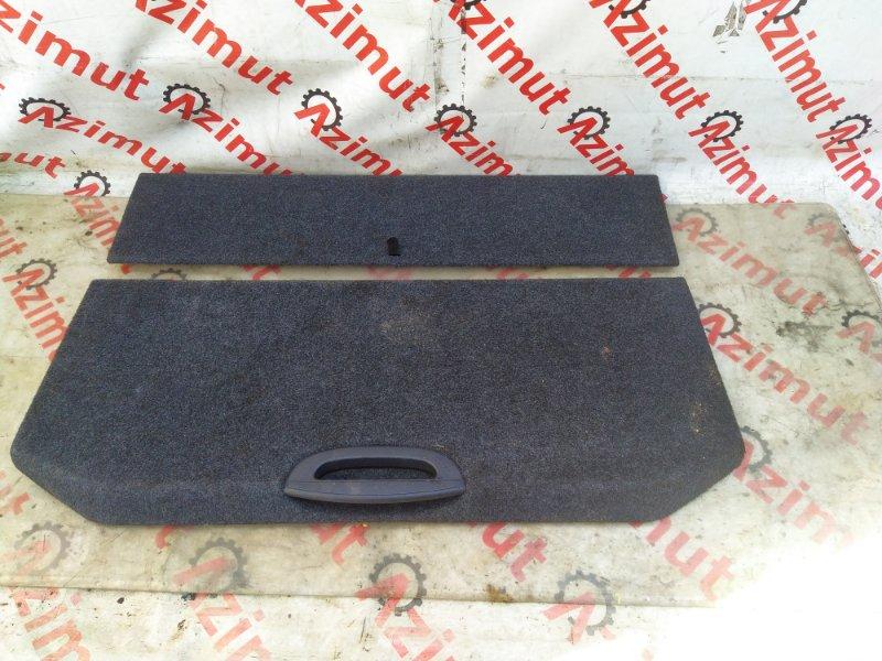Обшивка багажника Nissan Note E11 (б/у) 208