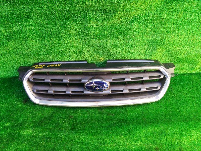 Решетка радиатора Subaru Outback BPE 2004 (б/у) 568