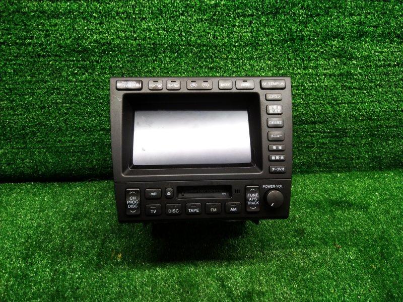 Монитор Toyota Aristo JZS160 2JZGE (б/у) 86111-30201