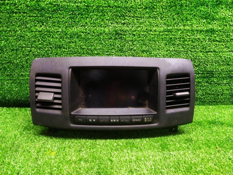 Монитор Toyota Mark Ii GX110 1GFE (б/у) 123 86110-22080