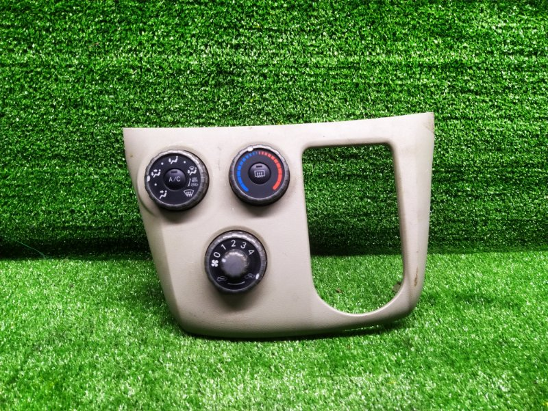 Блок управления климат-контролем Toyota Passo Sette M502E 3SZVE (б/у)