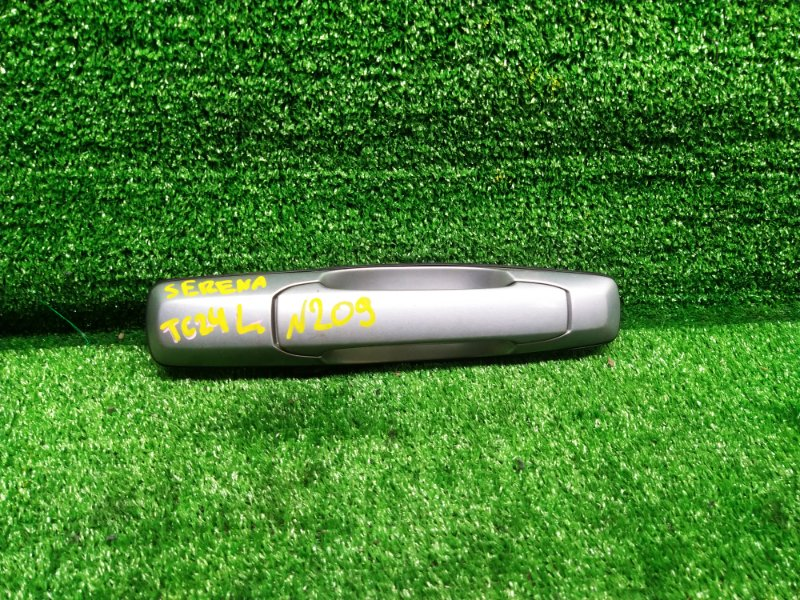 Ручка двери внешняя Nissan Serena TC24 задняя левая (б/у) 209