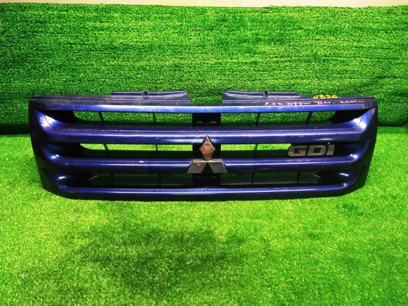 Решетка радиатора Mitsubishi Pajero Io H77W 2000 (б/у)