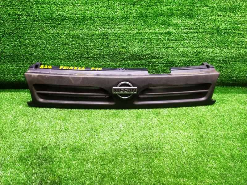 Решетка радиатора Nissan Primera P10 1994 (б/у) 62312 64J00