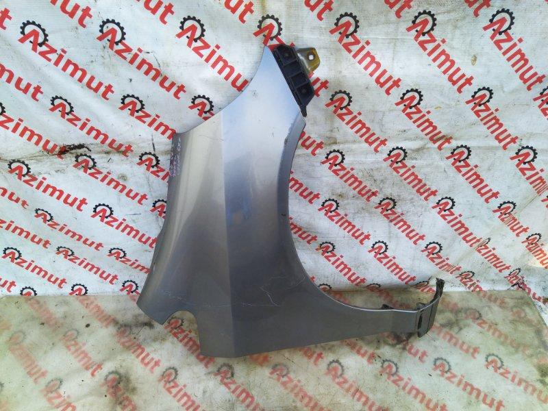 Крыло Honda Fit GD1 2004 переднее правое (б/у) 014