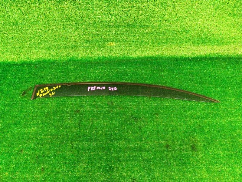 Ветровик Toyota Premio ZZT240 задний левый (б/у) 219