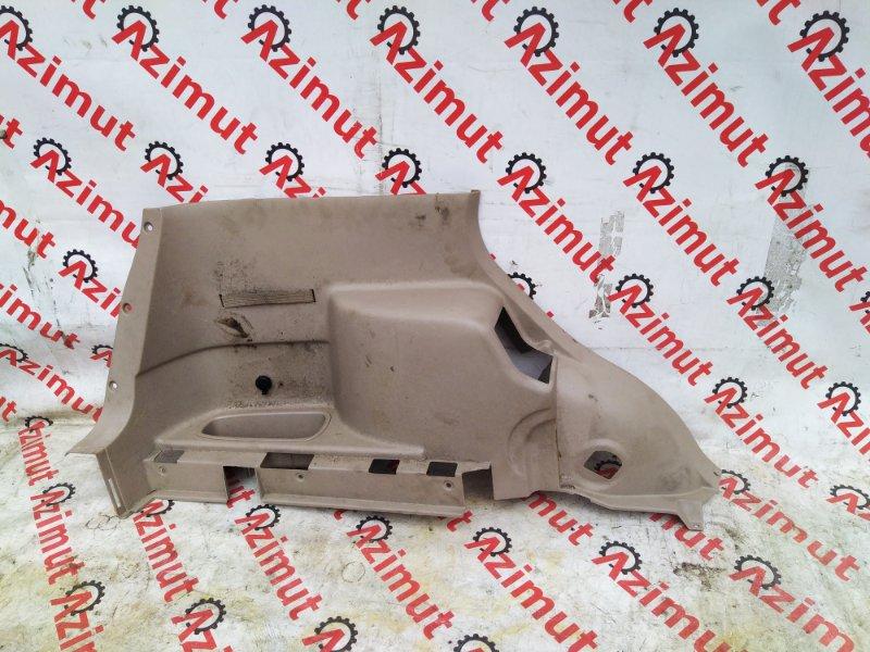 Обшивка багажника Daihatsu Pyzar G313G HEEG 1997 левая (б/у)