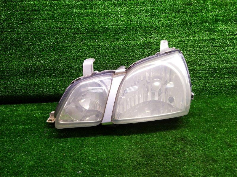 Фара Toyota Gaia SXM10 передняя левая (б/у) 44-49