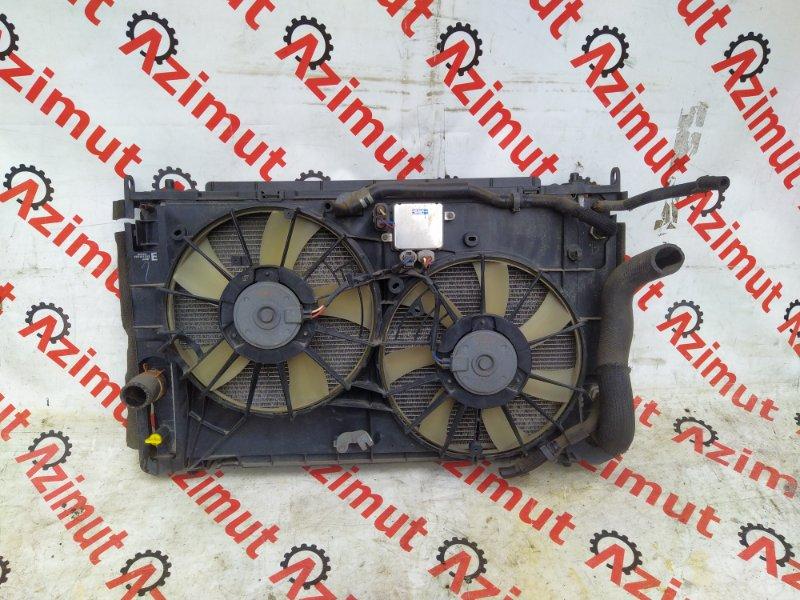 Радиатор основной Toyota Vanguard GSA33W 2GRFE (б/у)