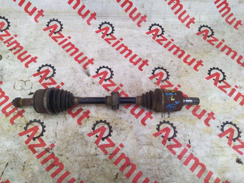 Привод Honda Accord CM1 K20A передний левый (б/у) 21