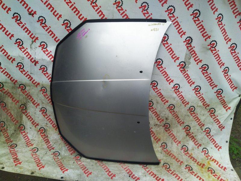 Капот Nissan Wingroad WFY11 QG15DE 2005 (б/у) 921