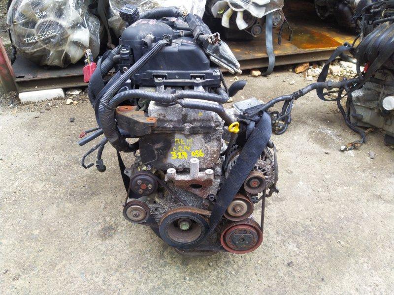 Двигатель Nissan March BK12 CR14DE 2004 (б/у) 327056