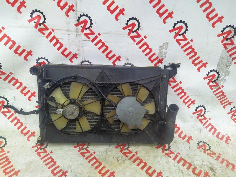 Радиатор основной Toyota Wish ZNE10 1ZZFE (б/у) 360