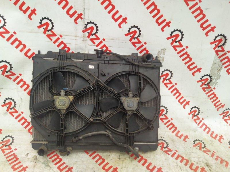 Радиатор основной Nissan Serena PC24 SR20DE (б/у) 374