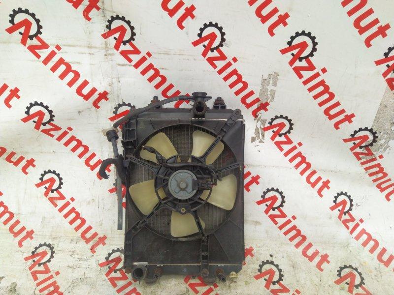 Радиатор основной Toyota Passo KGC10 1KRFE (б/у) 375