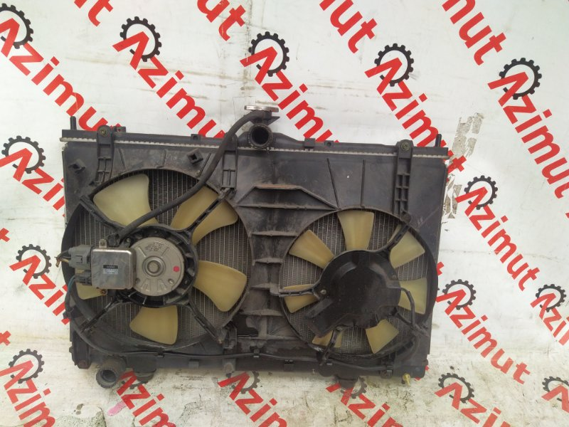 Радиатор основной Mitsubishi Grandis NA4W 4G69 (б/у) 378