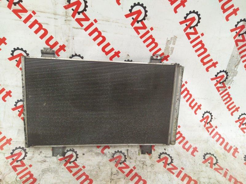 Радиатор кондиционера Toyota Crown GRS183 3GRFSE (б/у) 380