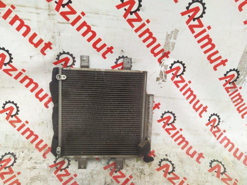 Радиатор кондиционера Toyota Passo KGC10 1KRFE (б/у) 381