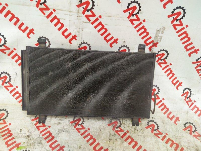 Радиатор кондиционера Mitsubishi Grandis NA4W 4G69 (б/у) 382