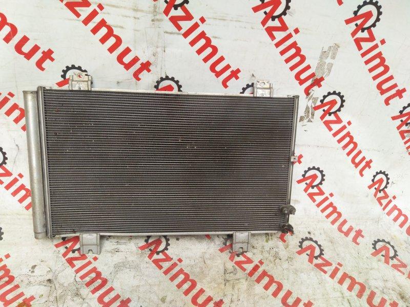 Радиатор кондиционера Toyota Crown GRS183 3GRFSE (б/у) 383