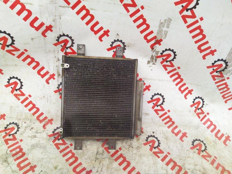 Радиатор кондиционера Toyota Passo KGC10 1KRFE (б/у) 384
