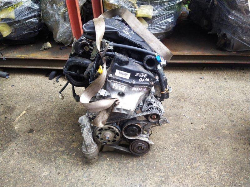 Двигатель Toyota Passo KGC10 1KRFE 2004 (б/у) 0015191