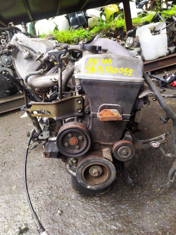 Двигатель Toyota Sprinter AE100 5AFE 1994 (б/у) B550059
