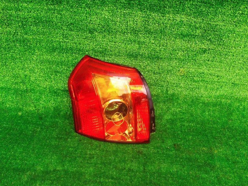 Стоп-сигнал Toyota Allex NZE121 1NZ-FE левый (б/у) 1387