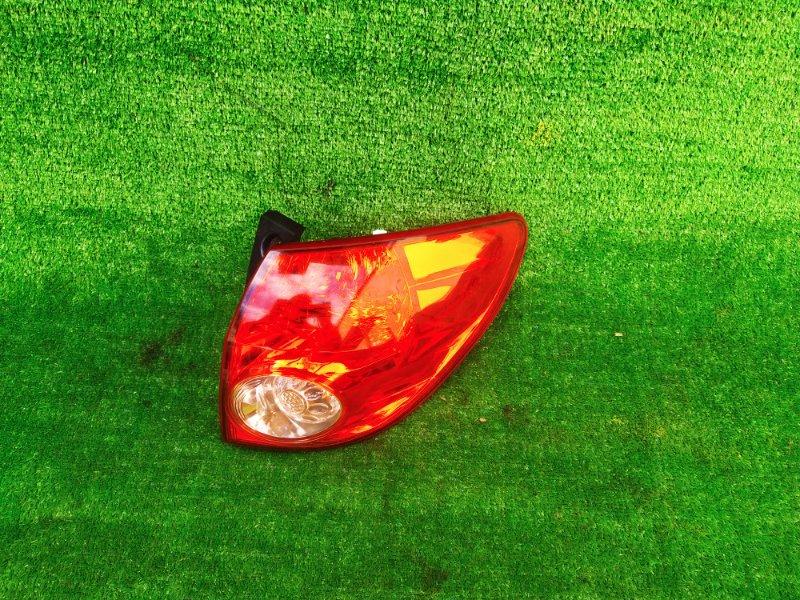 Стоп-сигнал Nissan Wingroad Y12 HR15DE 2006 правый (б/у) 932 220-24857