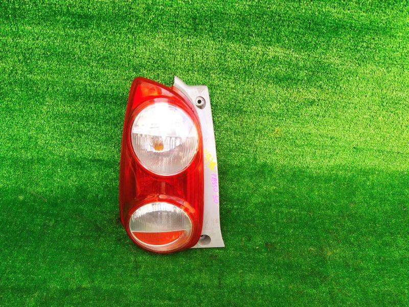 Стоп-сигнал Toyota Passo KGC30 1KRFE 2010 левый (б/у) 939 220-51004