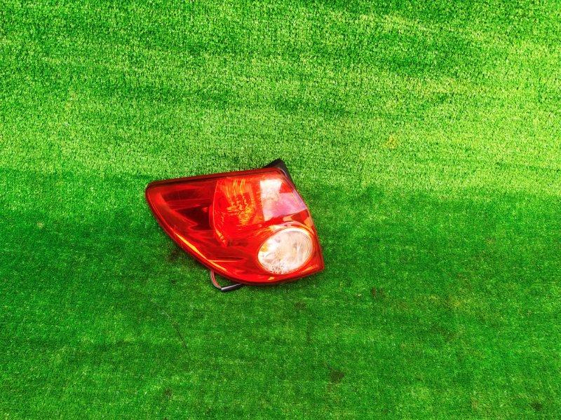 Стоп-сигнал Nissan Wingroad Y12 HR15DE 2006 левый (б/у) 940 220-24857