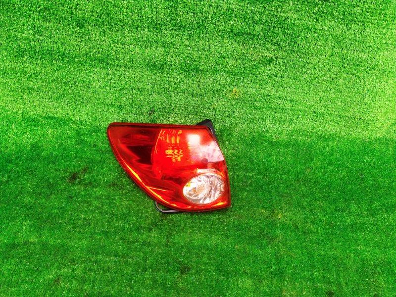 Стоп-сигнал Nissan Wingroad Y12 HR15DE 2006 левый (б/у) 946 220-24857