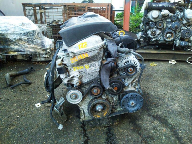 Двигатель Toyota Isis ZNM10 1ZZFE 2007 (б/у) 2921986