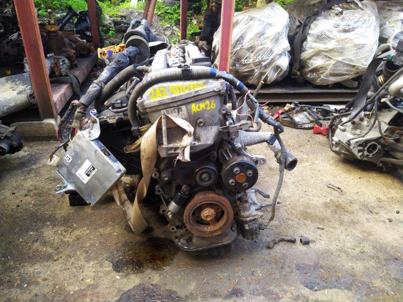 Двигатель Toyota Ipsum ACM26 2AZFE 2004 (б/у) 4810762