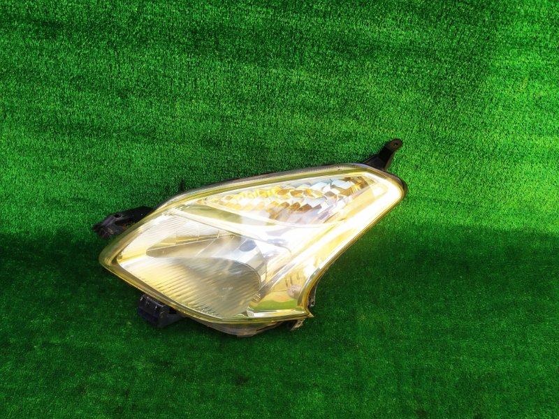 Фара Toyota Ractis SCP100 2SZFE 2006 левая (б/у) 921 52-156