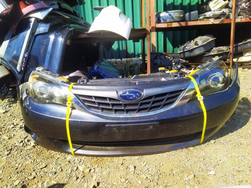 Nose cut Subaru Impreza GH2 EL154JP 2007 (б/у) 923