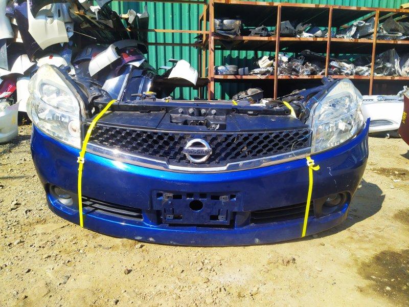 Nose cut Nissan Lafesta B30 MR20DE 2009 (б/у) 925