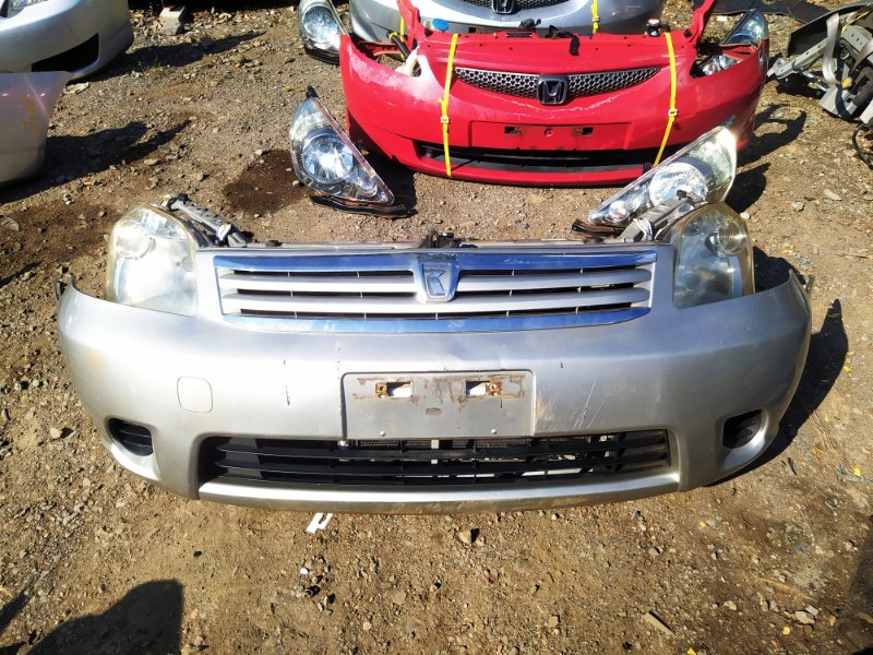 Nose cut Toyota Raum NCZ20 1NZFE 2004 (б/у) 933