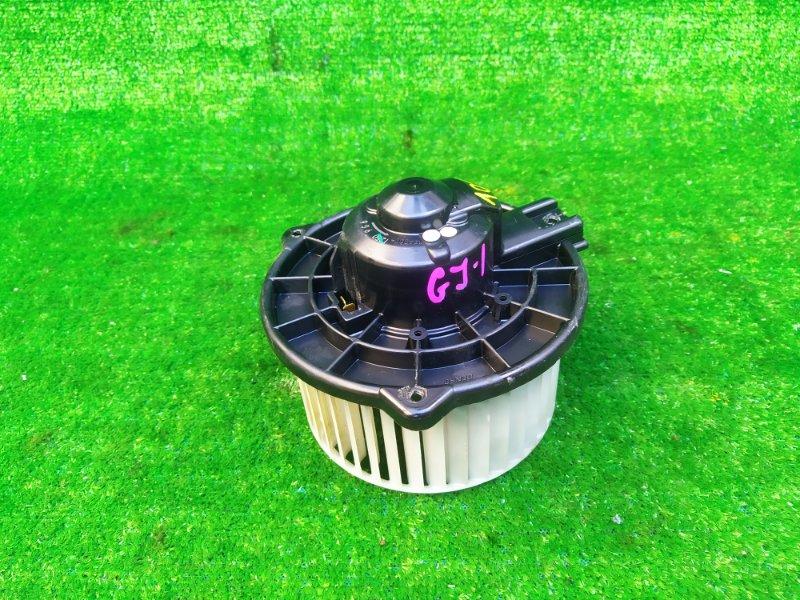 Мотор печки Honda Airwave GJ1 (б/у) 101