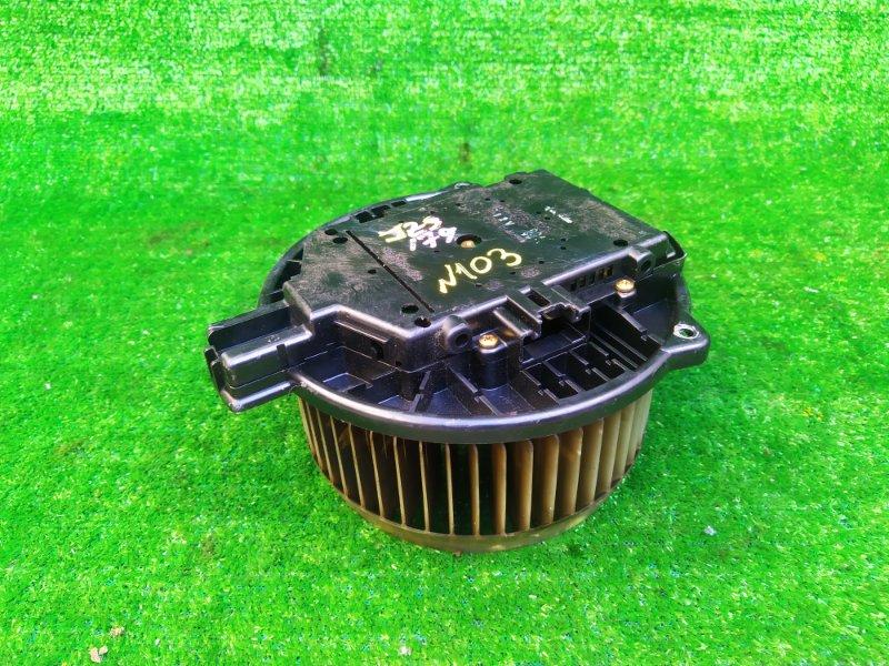 Мотор печки Toyota Crown JZS179 (б/у) 103