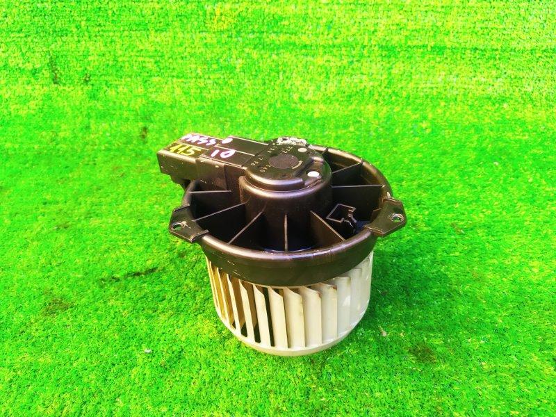 Мотор печки Toyota Passo KGC10 (б/у) 115