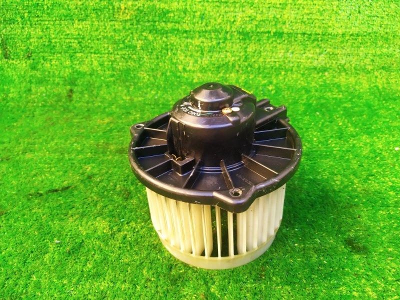 Мотор печки Honda Fit GD3 (б/у) 122