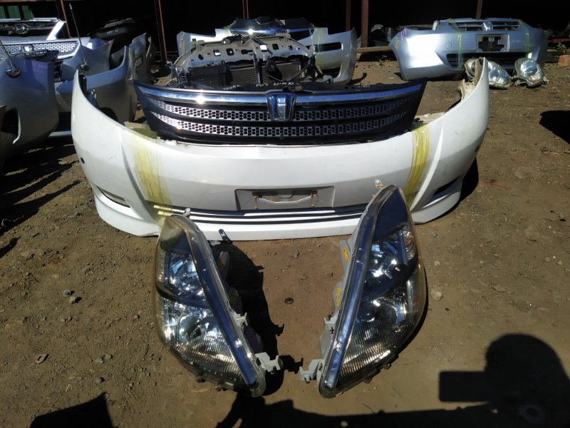 Nose cut Toyota Isis ZNM10 1ZZFE 2005 (б/у) 936