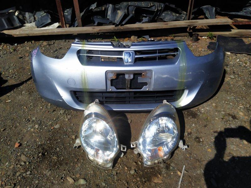 Nose cut Toyota Passo KGC30 1KRFE 2010 (б/у) 938